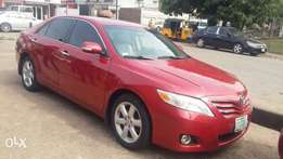 Less than a year used 2010 XLE Toyota camry