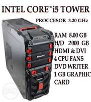 intel core i5 tower. very fast