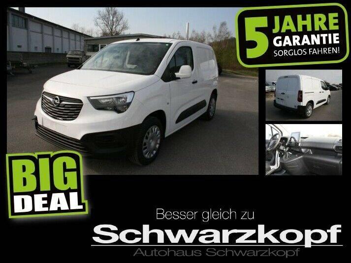 Opel Combo Cargo 1.5 D Edition Klima,PDC,BC,Tempomat