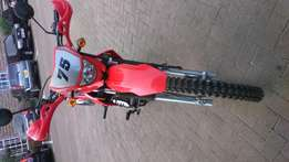 Shinery 200cc dirty bike motocross