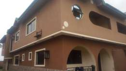 Luxury 5 Bedroom Semi Detached Duplex To Let.
