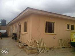 For Sale 2 Units of 3 Bedroom Bungalow Bembo Apata Ibadan