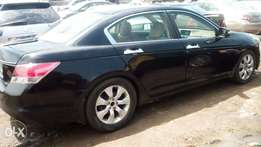 Black Honda Accord 2009 model available for sell