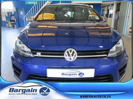 2014 Volkswagen Golf 7 2.0 TSI R DSG for sale!