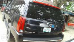 Like TOKS regd CADILLAC ESCALADE fullest options for sale...
