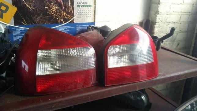 Audi A3 8l Lampy Tył Tylnie Lewa Polift łopiennik Górny Olxpl