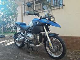 BMW R1200 GS in good condition