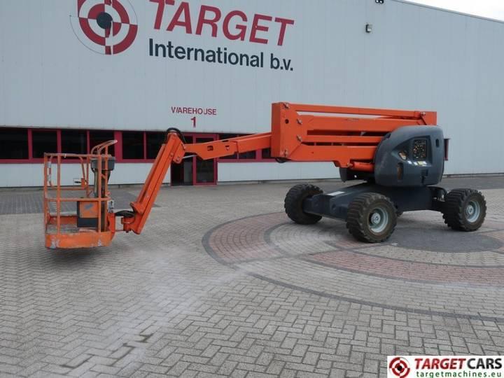JLG 510AJ Articulated 4x4 Diesel Boom Lift 1781cm - 2009
