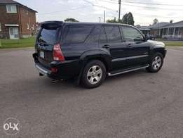 2003 Toyota 4-Runner Limited - Clean Tokunbo