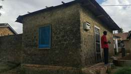 4 rooms hse for sale with a space of 2 rooms added at affordable price