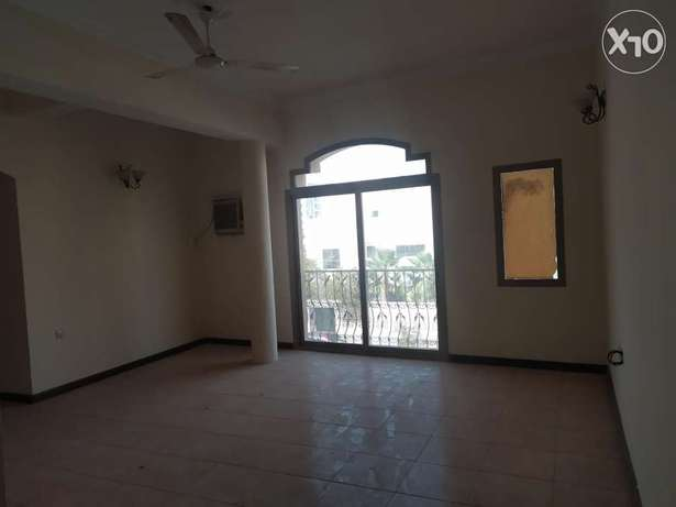 2 BHK with balcony - ACs installed - Flat available at prime location