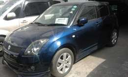 Suzuki swift 2009 model deposit of 500 ok