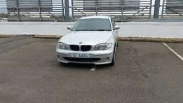 118i BMW good condition. Full hse black leather seats. R73990 neg