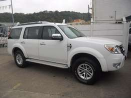 Ford Everest 3.0 TDCi XLT 4x4