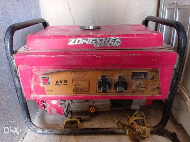 ZONGSHEN generator for sale