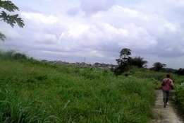 One plot of land at Iwofe for urgent sale