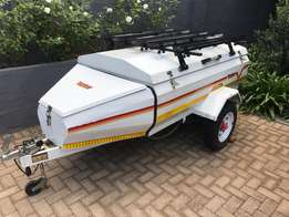 Echo 4 Off Road Camping Trailer