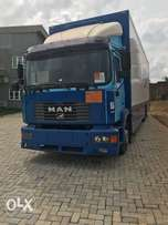 M.A.N. 12.224 M2000 TRUCK for sale