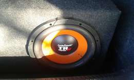 Laptop and car sound for sale