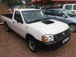 2008 Nissan Hardbody Single Cab Bakkie