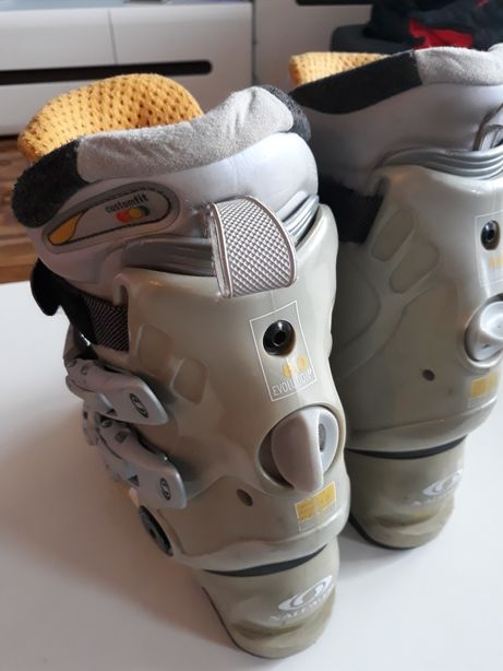 SALOMON Evolution 2 8.0. Buty narciarskie damskie 23 23,5cm