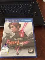 First Light PS4