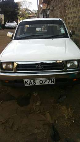 Quick sale! Toyota pickup Millennium KAS available at 970k asking! Nairobi CBD - image 1