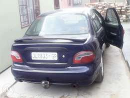 i good hyundai accent for a give away price 17 500