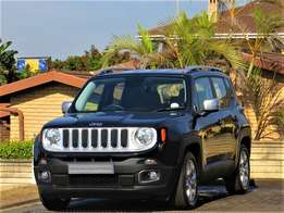 Jeep Renegade 1.4L Mjet Limited DCCT