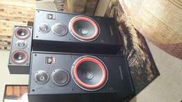 Cerwin vega ve12 speakers