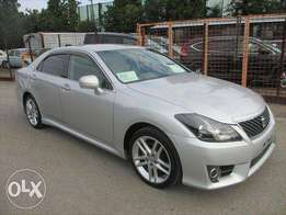 Arrived 2010 Toyota Crown Athlete 2.5L petrol V6* leather, keyless-go,