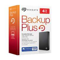 Seagate Backup Plus 4TB - 5400RPM USB 3.0 External Hard Drive - NEW