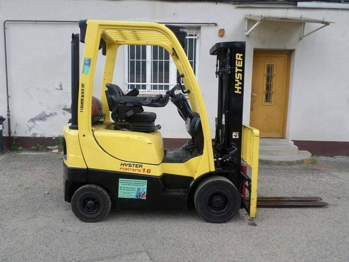 Hyster H 1.6 - 2011