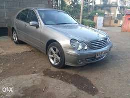 Mercedes Benz C200 Kompressor - 2005 model