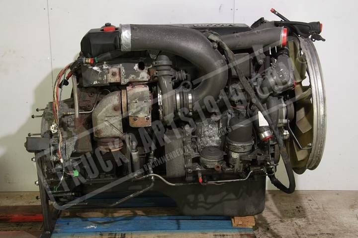 DAF MX300S2 Euro5 engine for  truck