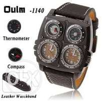 Oulm 1140 military style wristwatch