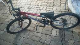 "Pyramid Etosha 24"" mountain bike 21speed"