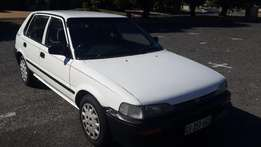 Toyota Conquest 1.6i RS manual ( one owner car )