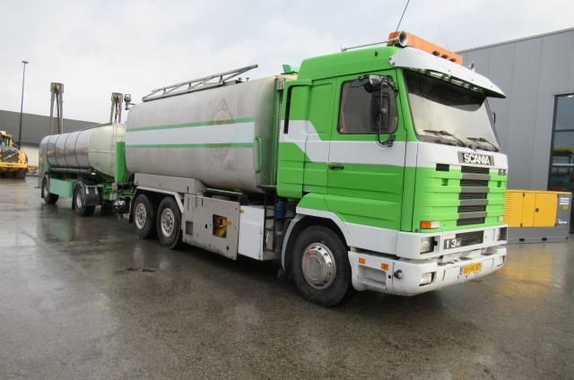Scania 113 Bitumensprayer Combi - 1994 - image 2