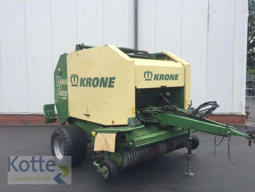 Krone Vario Pack 1500 Mc - 2005