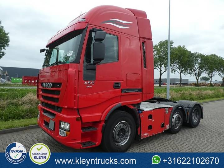 Iveco AS440S46 STRALIS 6x2 - 2013