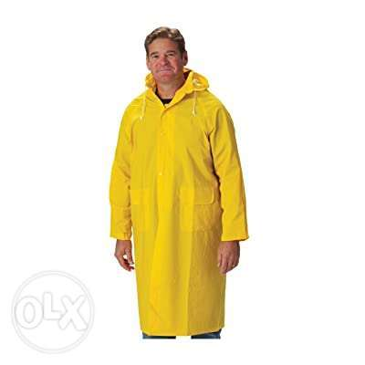 Raincoat rain coat all sizes