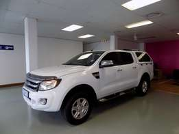 2016 Ford Ranger 3,2 TDCI XLT Auto P/U D/Cab with canopy for R 419,800