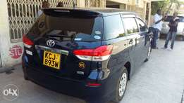 Toyota wish for sale new model