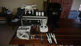 Phantom 3 professional full kit
