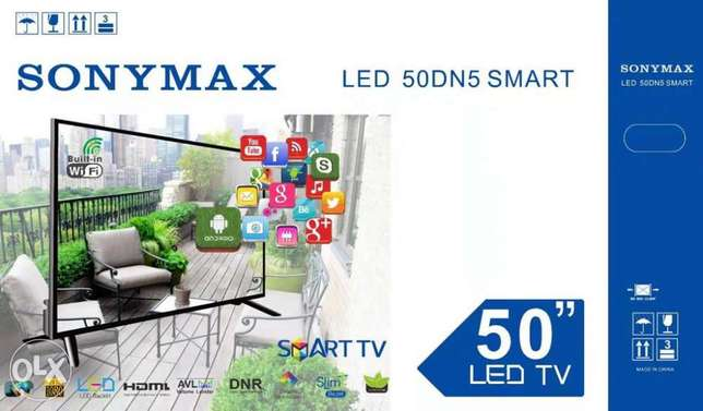 "Tv 50"" smart sonymax 4k"