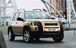 Landrover Freelander wanted