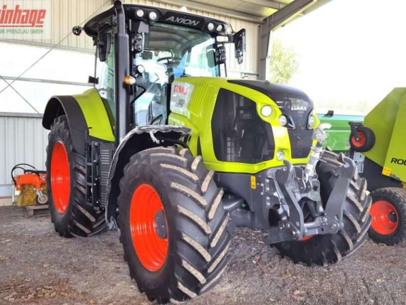 Claas Axion 830 CEBIS - 2017 - image 2