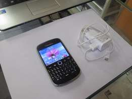 In Good Condition Blackberry Bold 9900 With Charger In Good Condition