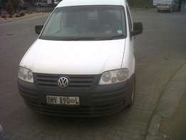 URGENT SALE! Caddy Panel Van 1.9 Tdi Accident Free